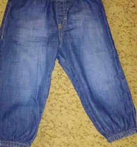 Джинсовые штанишки hm