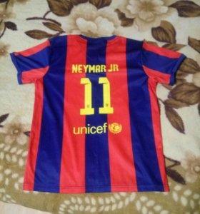 Футбольная футболка