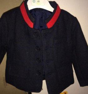 Куртка демисезонная 74р