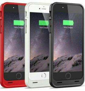 Чехол аккумулятор для айфона 6 / iphone 6,6s