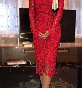 Платье DG люкс копия