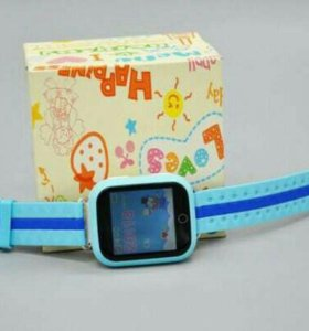 Детские часы телефон для