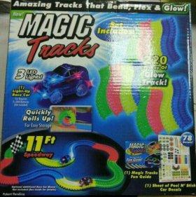 Magic Track- Светящийся гоночный трек-конструктор