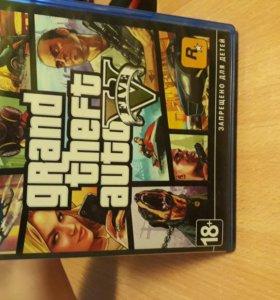 GTA5 для PS4