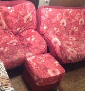 Мягкая мебель СРОЧНО!!!