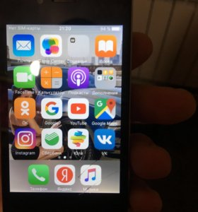 Продаю айфон 4s на 16 в отличном состоянии