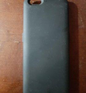 Чехол аккумулятор на IPhone 6/6s