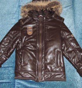 Зимняя куртка фирмы «Нахалёнок»