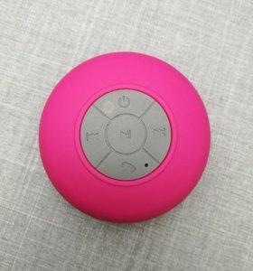 Bluetooth -колонка Shower Speaker BTS-03. Красная