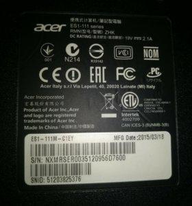 Нетбук Acer Aspire