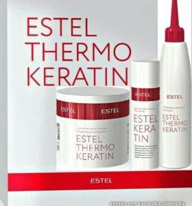 Термокератин, набор ESTEL termokeratin
