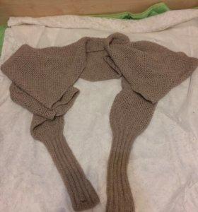 Кофта- шарф