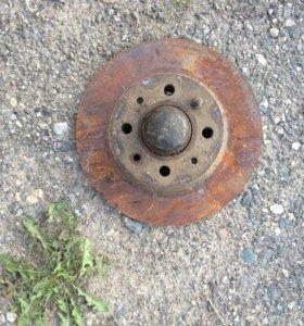 Тормозной диск ваз