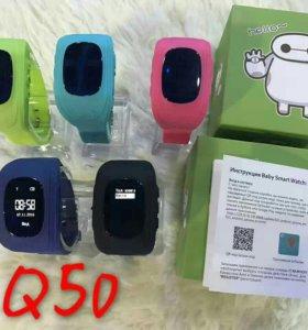 Умные часы Q50