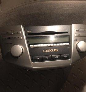 Toyota 86120-48a40 / магнитола Lexus RX