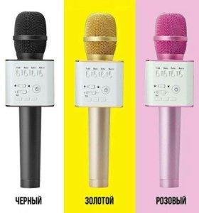 Микрофон беспроводной Q9