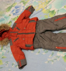 Зимний костюм Шалуны. Рост 92 см.