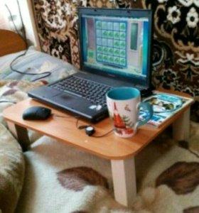 Стол для ноутбука или завтрака новый