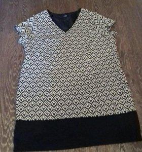 Платье 52-54 р-р