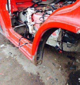 Порог, арка колеса Пежо Боксер 3, Фиат Дукато 250