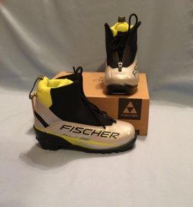 Лыжные ботинки Fischer(фишер)