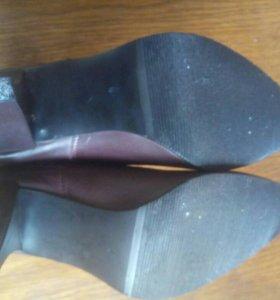 Кожаные ботиночки salamander