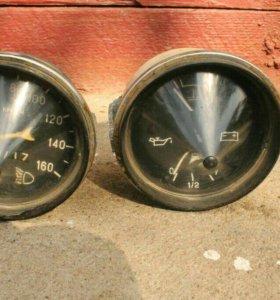 Приборы ВАЗ 2105 ранние конусные