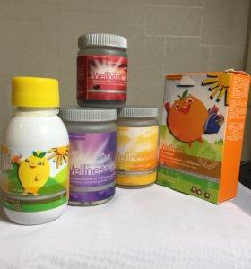 Wellness от Орифлейм витамины и минералы,Омега-3