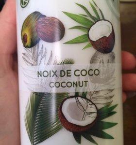 Молочко для тела кокосовый орех