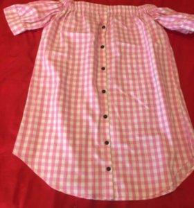 Рубашка-Туника-Платье