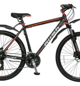 Велосипед RUSH XS3.0 HD
