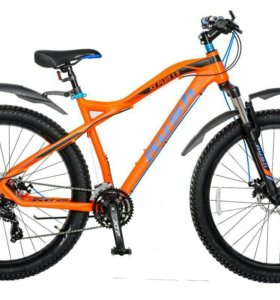 Велосипед RUSH XS1.5 PLIUS