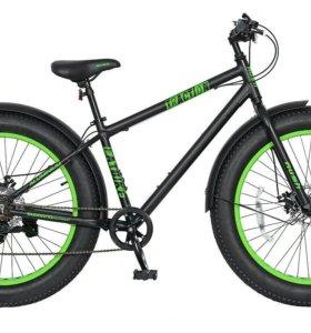 Велосипед RUSH TRACTION
