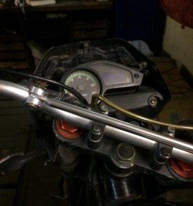 Мотоцикл индуро