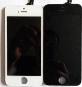 Экран на iPhone 5