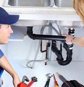 Чистка кухонных и ванных сифонов