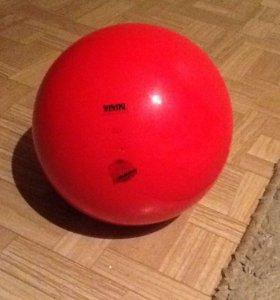 Мяч для художественной гимнастики и чехол
