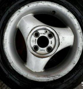 Колесо на ВАЗ 2108