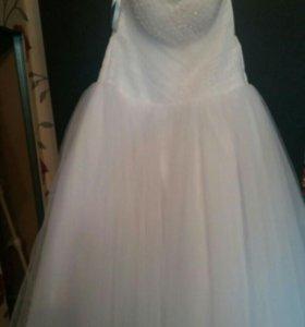 Платье свадебная