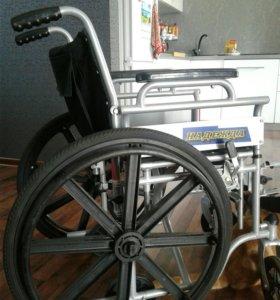 Кресло-коляска инвалидная новая