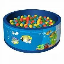 сухой бассейн (+300шаров)