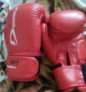 Боксёрские перчатки ( детские)