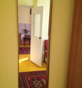 зеркало 122Х45см