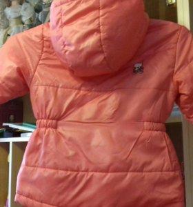 Курточки для девочек