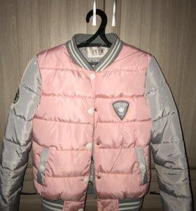 Куртка-бомбер