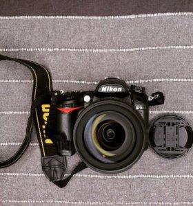 Nikon d7000 Kit 18-105 vr