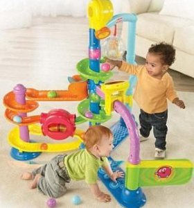 Cruise & Groove Ballapalooza Fisher Price -