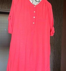 Платье-туника 46-48