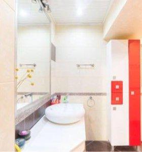 Квартира, 3 комнаты, 109.6 м²
