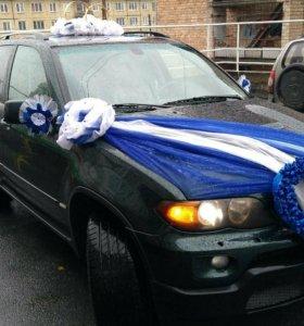 Прокат автомобиля BMW X5